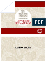 6.La Herencia
