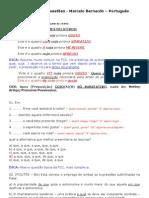 FCC - Dicas e Questões - Marcelo Bernardo – Português-01