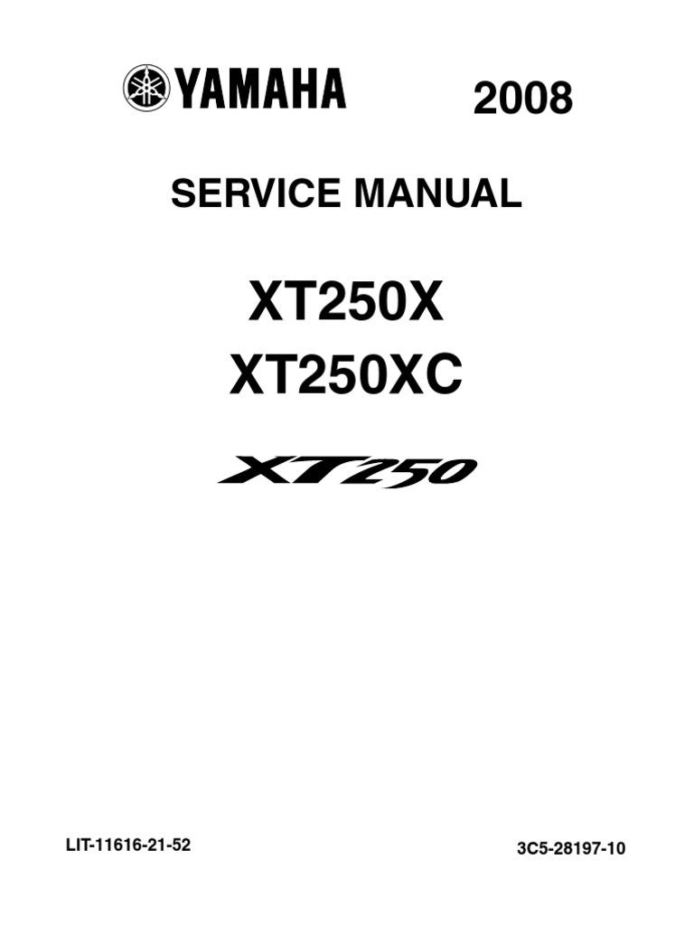 Pleasing Diagram Of Yamaha Motorcycle Parts 2008 Xt250 Xt250Xc Electrical 1 Wiring Digital Resources Honesemecshebarightsorg