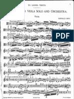 Bax - Phantasy for Viola and Orchestra