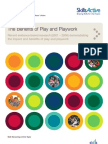 The Benefits of Play and Playwork