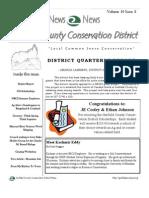 Summer 2010 Garfield County Conservation District Newsletter