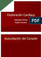 Exploracion Cardiaca
