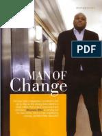 Hlumelo Biko Man of Change