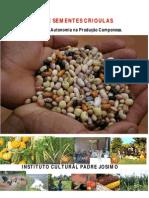 93 Casa de Sementes Crioulas Caminho Para a Autonomia Na Producao Camponesa