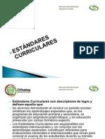 Est and Ares Curriculares de Ciencias