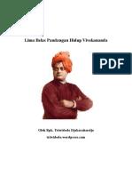 15 Pandangan Hidup Vivekananda
