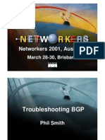 Troubleshooting BGP Net Workers, 2001)