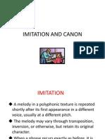 Imitation Canon