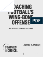 Coaching Footballs Wing-Bone Option