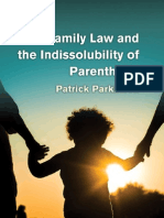 Family Law and Parenthood