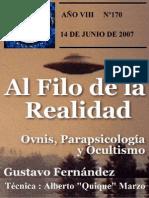 AFR 170 Gargolas
