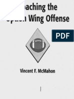 Coaching the Option Wing Offense