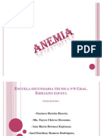 ANEMIA Jose Concepcion