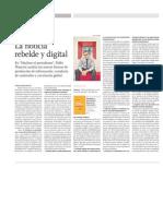 Hackear El Periodismo - PabloMancini-RevistaENIE