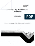 Donald Umstadter- Ultrashort X-Ray Backlighters and Applications
