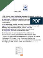 LENGUAJE HTML1