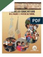 Modelo Educativo Bilingue e Intercultural
