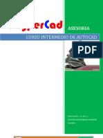Curso Intermedio de Autocad-2010