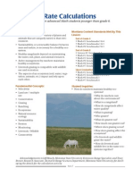 Montana Ecology Education; Lesson Plan 7