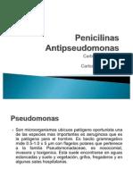 Penicilinas Antipseudomonas
