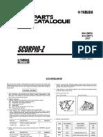 honda tiger catalog parts