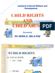 Child Rights & Abuse