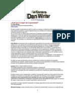 La Ciencia de Dan Winter