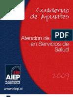 ATENCIÓN DE CALIDAD EN SERVICIOS DE SALUD ESA 115