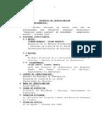 PROYECTO CONDUCTA SEXUAL INSTITUTO FERREÑAFE 2005