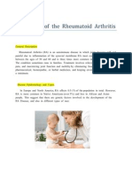 A Disorder of the Rheumatoid Arthritis