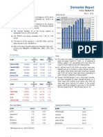 Derivatives Report 1st February 2012