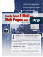 20050105_EmailAndWebPagesIntoEvidence