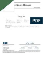 Viacom Stahl Report