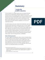 Mckinsey Study 2005 Executive Summary