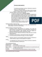 ADMINISTRACIÓN Y MINISTRACION DE MEDICAMENTOS  LEO ALMA