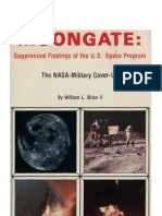 Moongate - Suppressed Findings of the U.S. Space Program - The NASA-Military Cover-Up (1982)