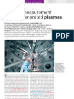 Jean-Luc Miquel, Jean-Yves Boutin and Dominique Gontier- Extreme measurement in laser-generated plasmas