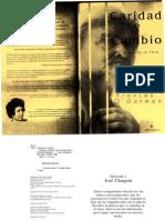 Caridad y Cambio de La Venda Al Faro Frances o Gorman 1993
