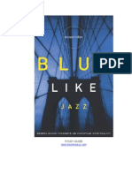 Blue Like Jazz Summary