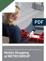 WISSB Publikationen Flyer Mobile-Shopping