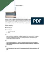 Sedem Document