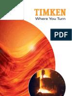 Timken Practical Data Metallurgists
