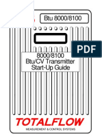 cromatografo btu 8000 8100