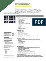 SolidGenius Datasheet English