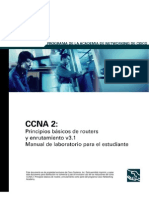 Manual de Laboratorio CCNA2