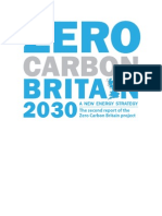 Zero Carbon Britiain 2030 - CAT