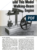 PM Aug 69 Build This Model Walking Beam Engine