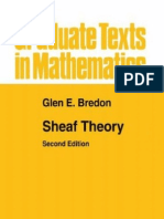Bredon Sheaf Theory
