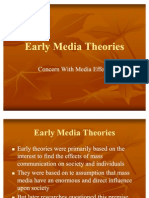 12. a Early Media Theories
